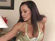 Lisa Ann the maid does everything around the house