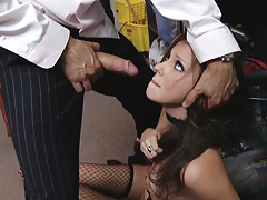 Missy gets punished for her incompetence