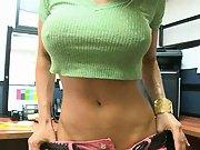 Sofia Vergara shows off her sexy round ass and tits